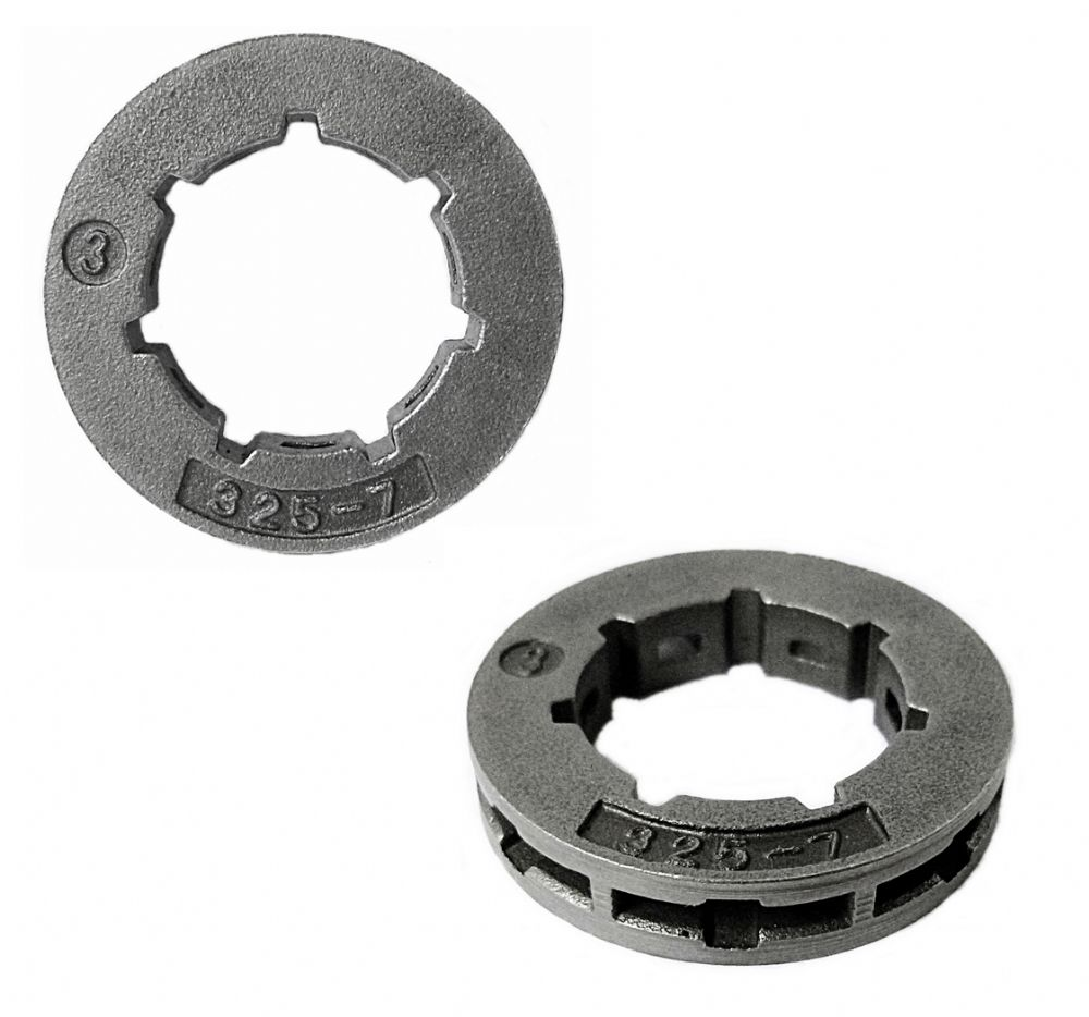 Chainsaw Sprocket Rim 325 X 7 Small 7 For Jonsered Part